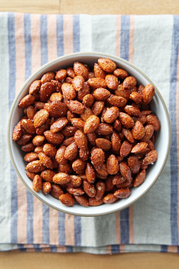 You Can Never Go Wrong with a Handful of Almonds