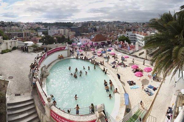 Torel Garden Lisbon Portugal Escape To The City The Best