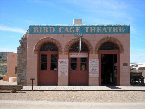 The Birdcage Theatre, Tombstone, Arizona