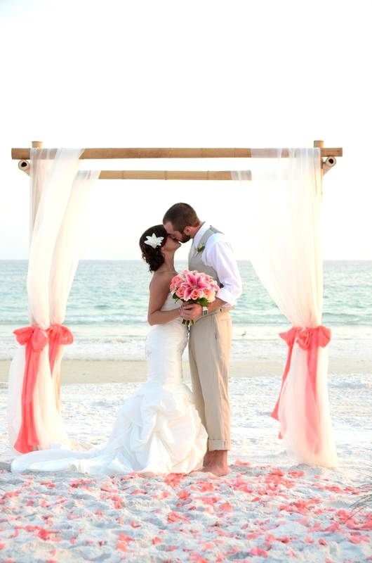 53 Wedding Arches Arbors And Backdrops