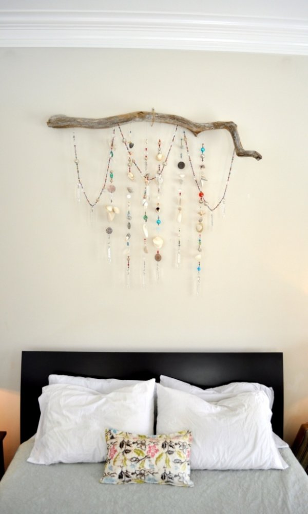 Make Your Bedroom Wall Sparkle