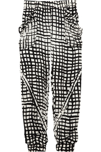 Sass & Bide the Kind Man Silk-Crepe Pants