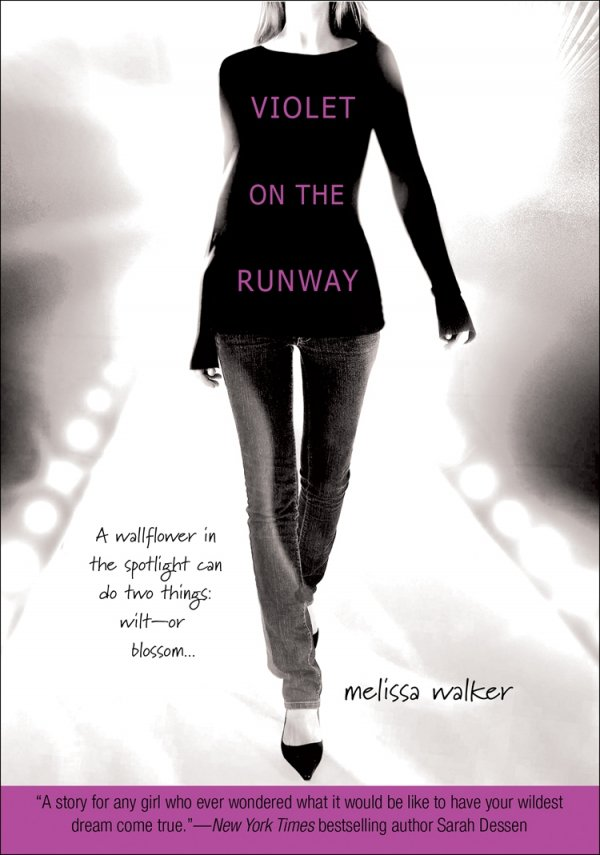 Violet on the Runway - Melissa Walker