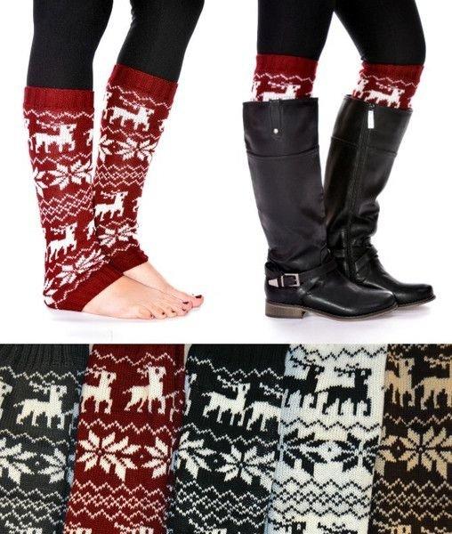 15 Pairs of Christmas Socks to Make You Smile ... Fashion