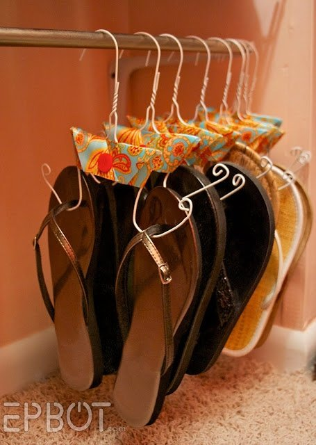 Hang Your Flip Flops