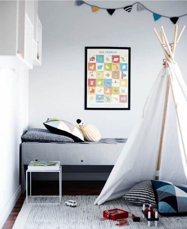Little Boys Bed: 41 Awesome Little Boy Bedroom Ideas To Make His Room The