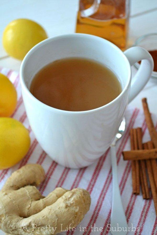 чай зеленый с молоком для похудения рецепт