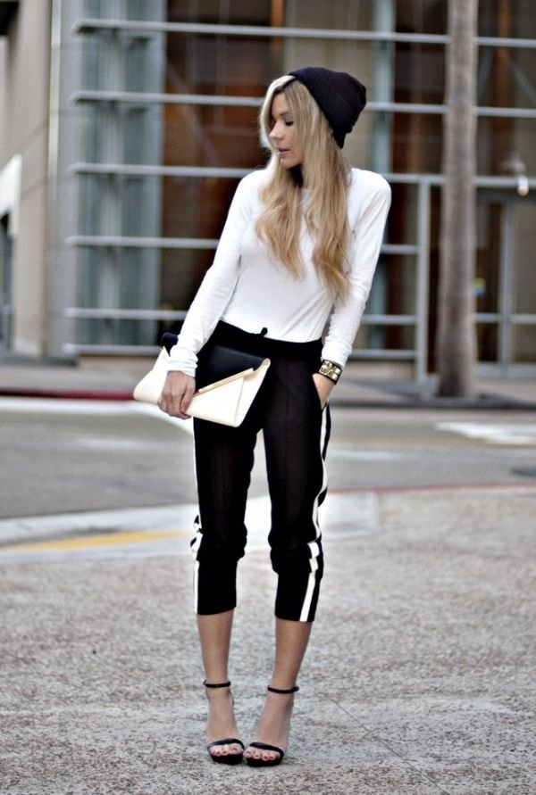 Jogger Pants - 7 Street Style Ways to Look Sporty Chic This Summeru2026