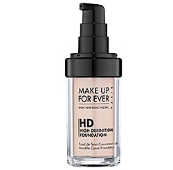Makeup for Ever HD Invisible Cover Foundation