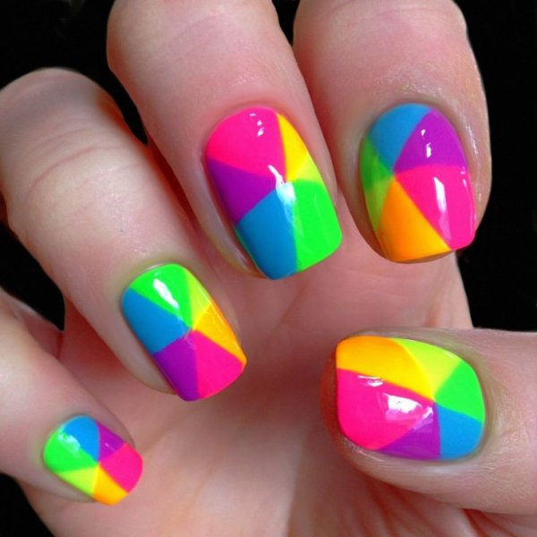 nail,color,finger,pink,yellow,