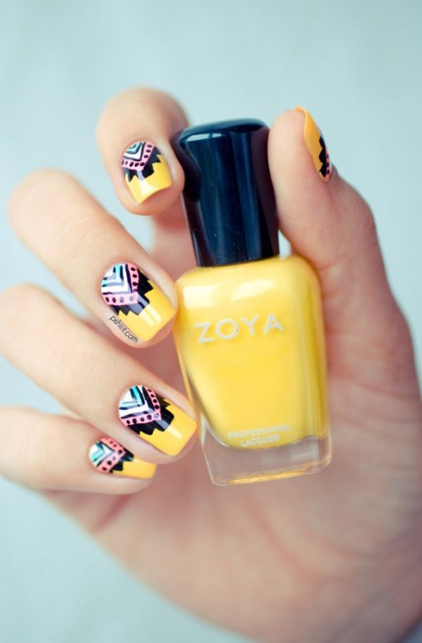 color,nail,finger,yellow,nail care,