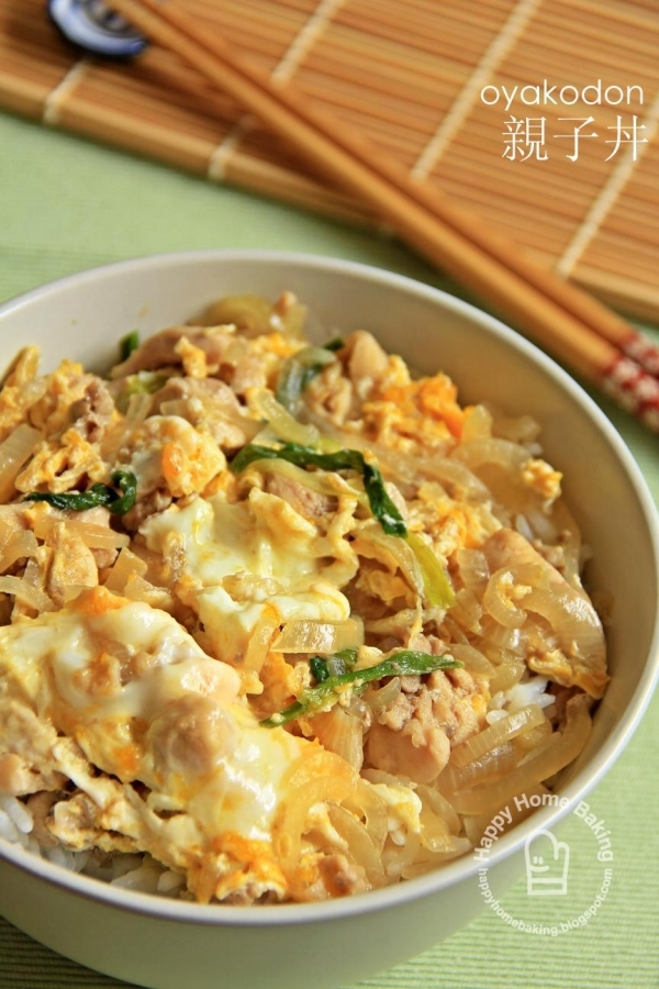 28. Oyakodon - 40 Recipes for Japanese Food to Make at Home ...