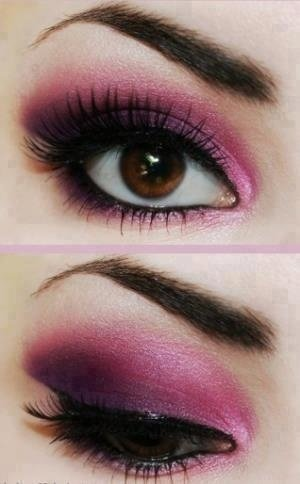 eyebrow,color,face,eye,pink,
