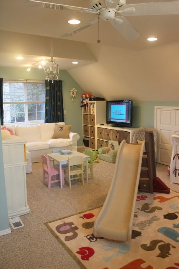 Family friendly 25 epic playroom ideas your kids are going to go - Play room ideas ...