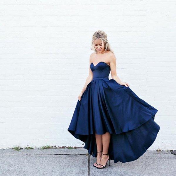 clothing, dress, cobalt blue, cocktail dress, photo shoot,