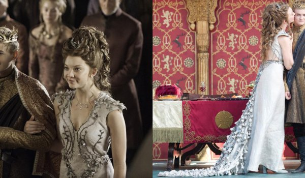 margaery tyrells wedding dress season 4 welcome to