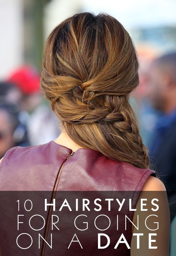 10 Hairstyles for Going on a Date