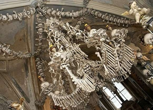 kostnice ossuary sedlec kutna hora prague czech republic my. Black Bedroom Furniture Sets. Home Design Ideas