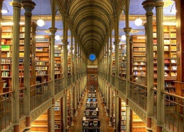 Copenhagen University Library—Denmark - 25 Most Gorgeous College…