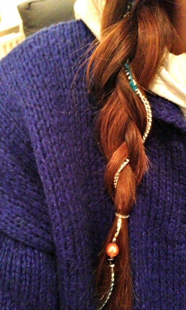 7 Boho Hair Wrap Braid These 22 Vacation Hair Inspos