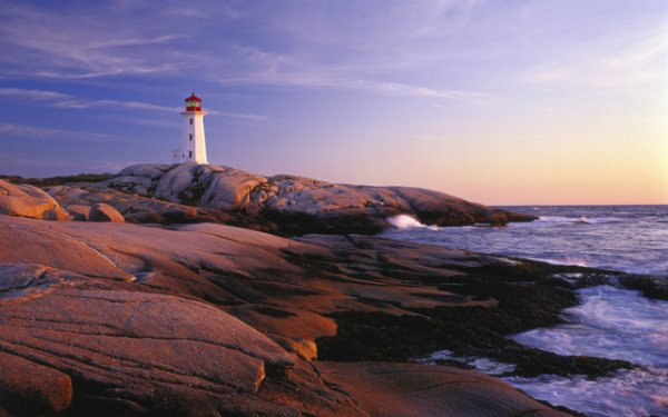 Be Sure to Take Your Camera to Peggy's Cove