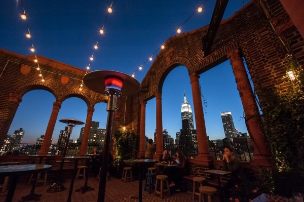 7 Rooftop Bars In Nyc With A Stunning View Travel