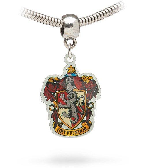 Gryffindor Crest Bead