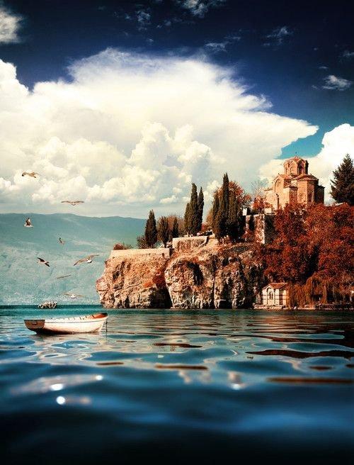 Take a Tour of Tiny Macedonia