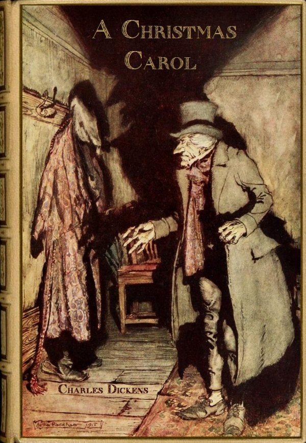 A Christmas Carol, Charles Dickens - The 15 Best Opening Lines…