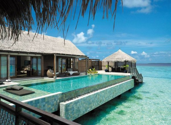 Villingili Resort and Spa - Villingili Island, Addu Atoll, Maldives