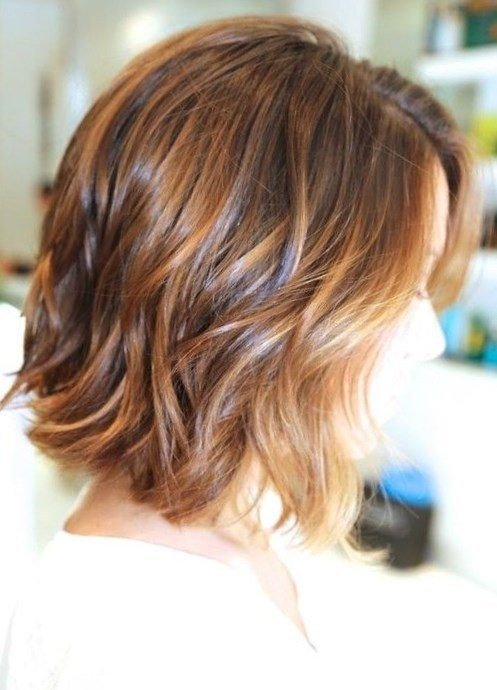 Wavy Bob 38 Hairstyles For Thin Hair To Add Volume And