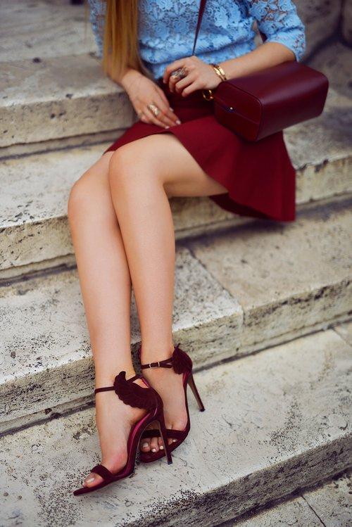 color,red,high heeled footwear,footwear,clothing,