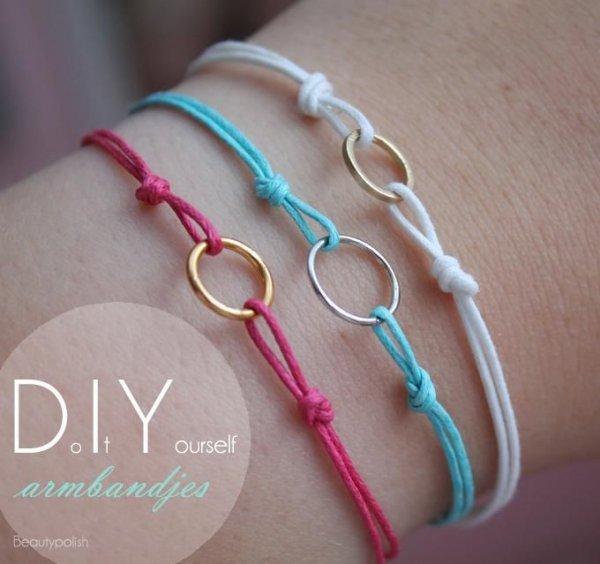 Simple Ring Bracelet