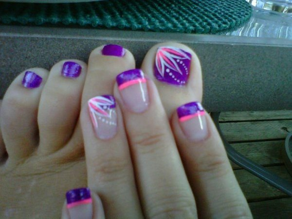 nail,finger,color,pink,purple,