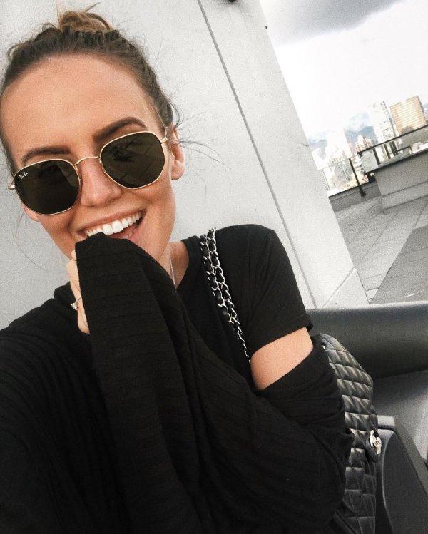 eyewear, sunglasses, hair, black, glasses,