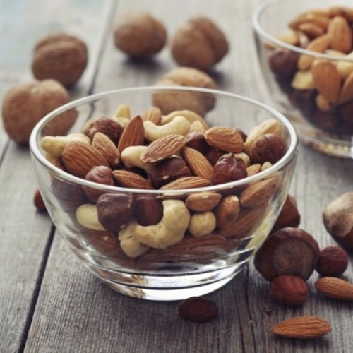 Almonds Make a Tasty Snack