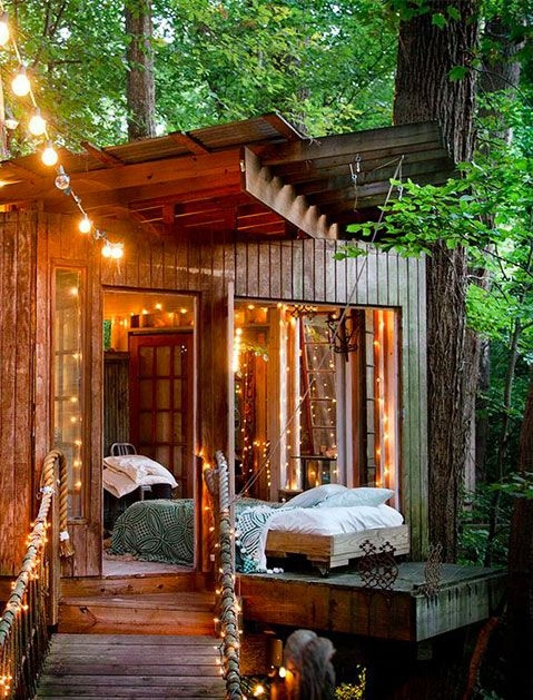 A Treehouse?