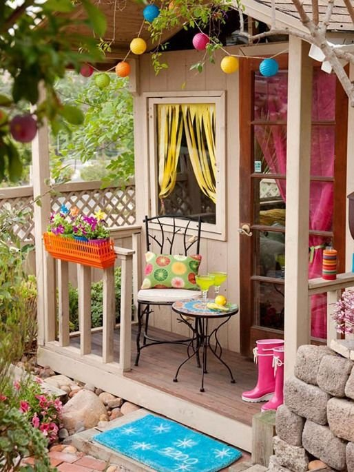 floristry,play,outdoor structure,home,porch,