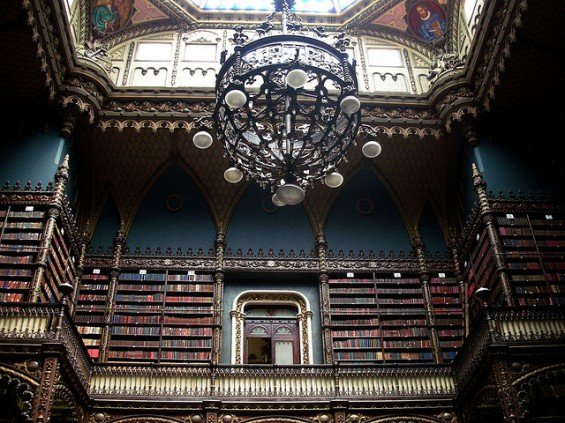 Royal Portugese Reading Room, Rio, Brazil
