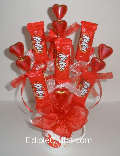 Kit Kat, food, dessert, petal, candy,