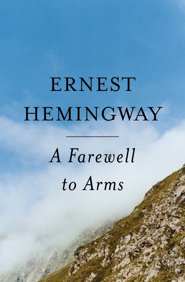 A Farewell to Arms by Ernest Hemingway (1929)