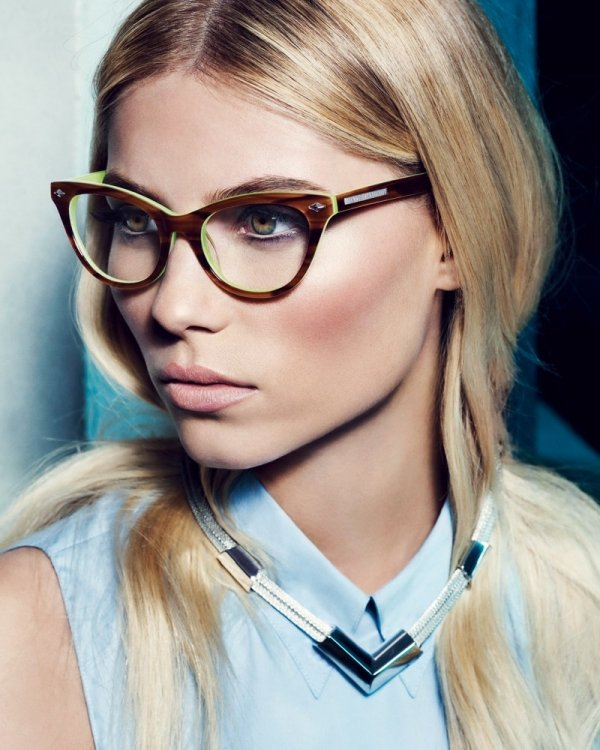 Eyeglass Frame Shapes For Oval Faces : 7 Eyeglasses Frames for Different Face Shapes ... Fashion