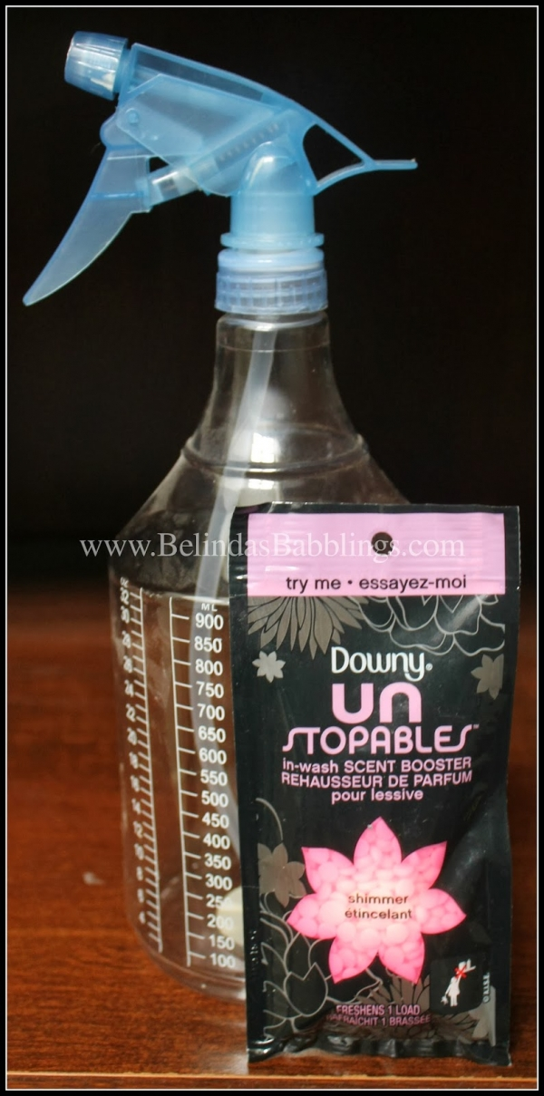 13 Easy Diy Downy Unstoppables Air Freshener For Home Or