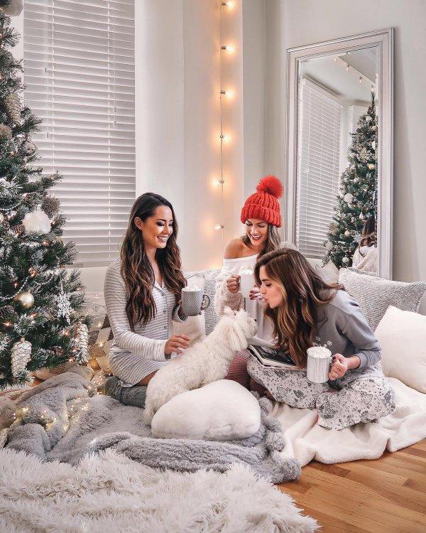 fur, winter, christmas decoration, christmas tree, christmas,