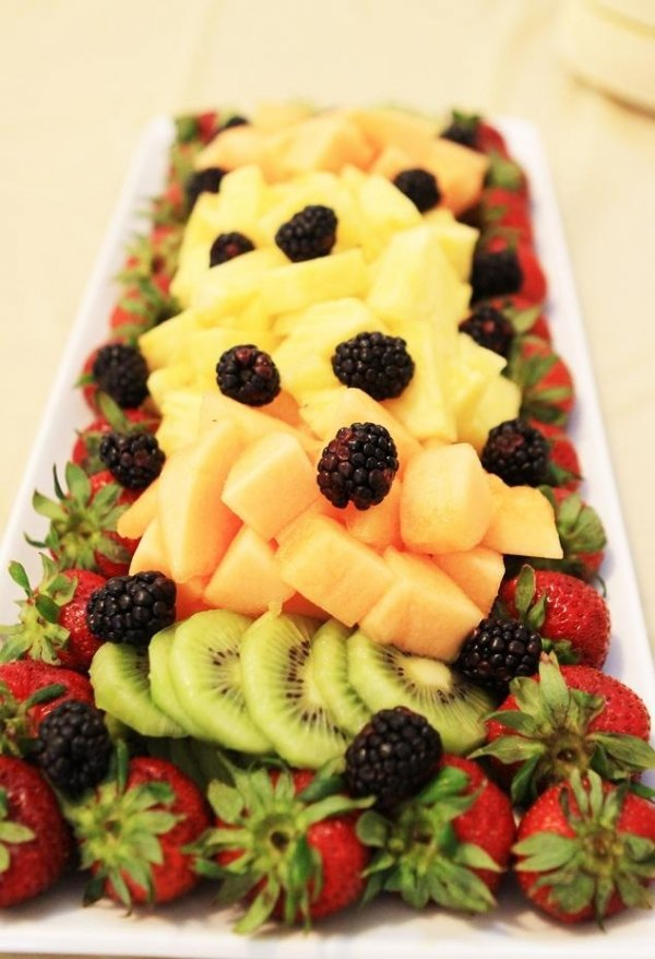 keep it simple 30 tasty fruit platters for just about any