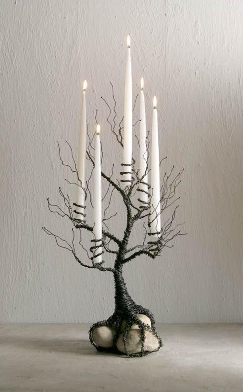Make A Beaded Christmas Tree