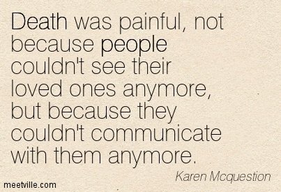 Death Quotes For Loved Ones Impressive 7 Calming Quotes To Help You Deal With The Death Of A Loved One.…