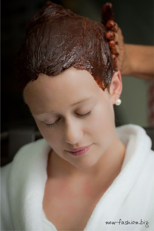 Cocoa Hair Mask For Damaged Hair Get Luscious Locks With