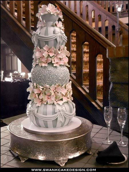 wedding cake,food,cake,dessert,www.SWANKCAKEDESIGN.COM,