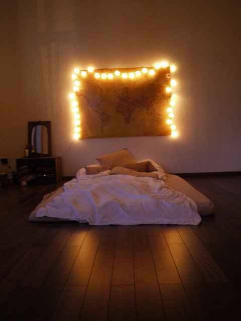 Make Your Bedroom Dark to Fall Asleep Faster